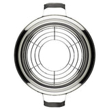 Circulon Hard-Anodized Nonstick 12-Inch Round Stovetop Grill With Accessories