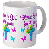 Cafepress - Christian 90Th - Unique Coffee Mug, Coffee Cup
