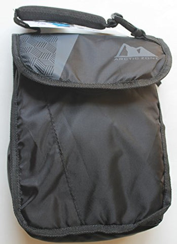 Arctic Zone Insulated Lunch Bag - Black