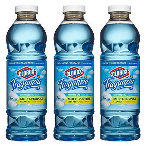 Clorox Fraganzia Multi Purpose Cleaner, Morning Sky Scent, 24 Fl Oz