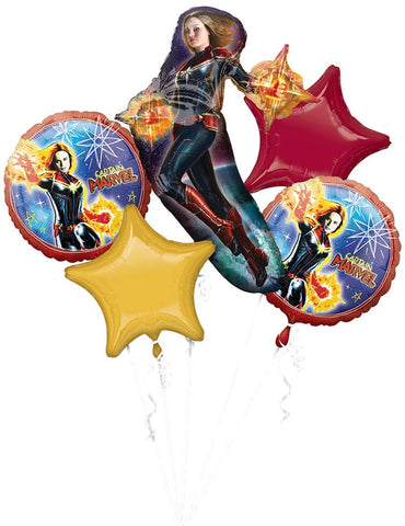 Anagram International 3951201 Foil Balloon Bouquet, Various, Multi
