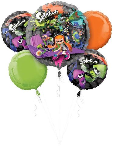 Anagram International 3903901 Foil Balloon Bouquet, Various, Multi