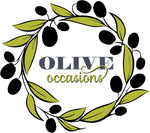 Olive Occasions Floral Farmhouse Baby Shower Disposable Paper Party Supplies Serves Cakes Plates, 16 Lunch Napkins, Banner, Table Cover, Centerpiece
