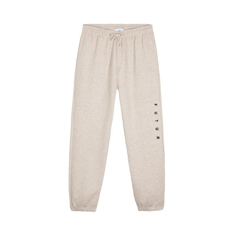 Futur - Core Logo Sweat Pants - Melange