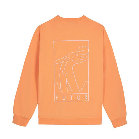 Futur - MW 01 Outline Crew - Peach
