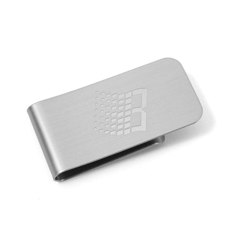 Bronze56k - Money Clip - Silver