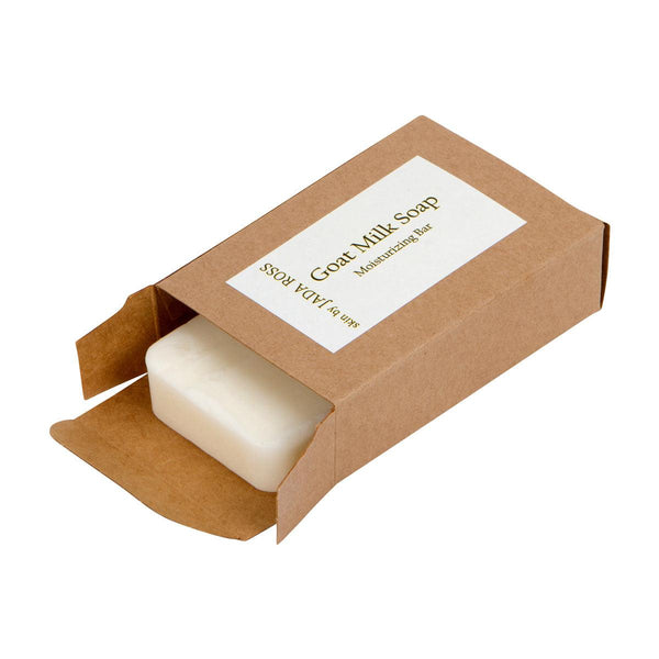 GOAT MILK SOAP <br>100% Natural & Unscented <br>