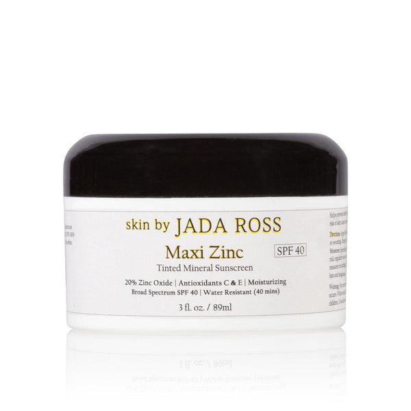 Maxi Zinc Protection 40 Mineral Sunscreen  <br>(Matte)<br>