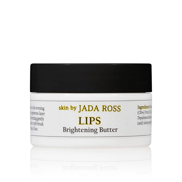 Lips <br> A Brightening Butter <br>