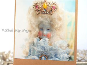 Marie Antoinette Cards Boxed Set 4 Cards Original Art Photography Prints
