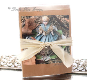 Antique Doll Fine Art Photography Greeting Cards