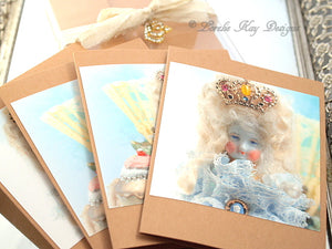 Marie Antoinette Doll Fine Art Photography Greeting Cards