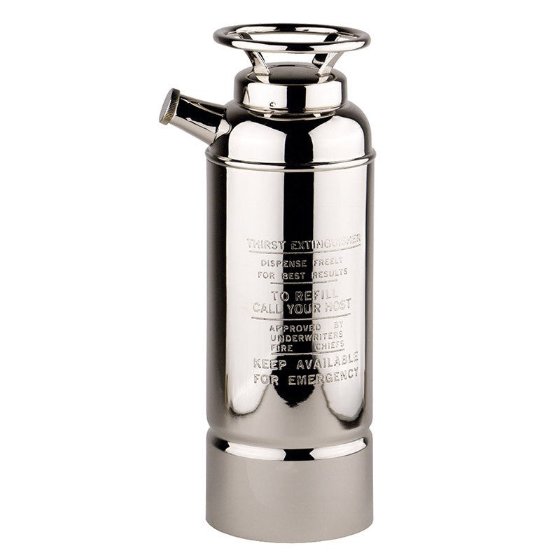 Fire Extinguisher Cocktail Shaker