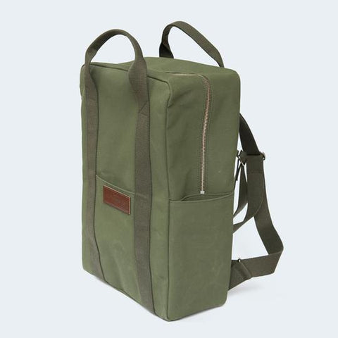 ATKM Canvas Backpack