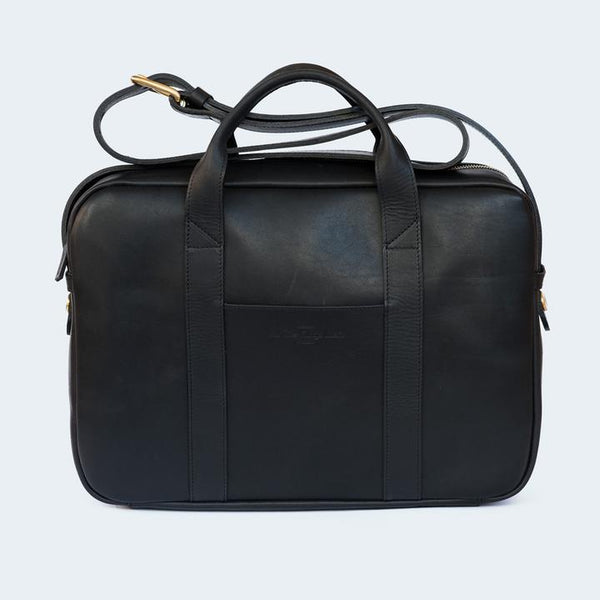 ATKM Leather Briefcase
