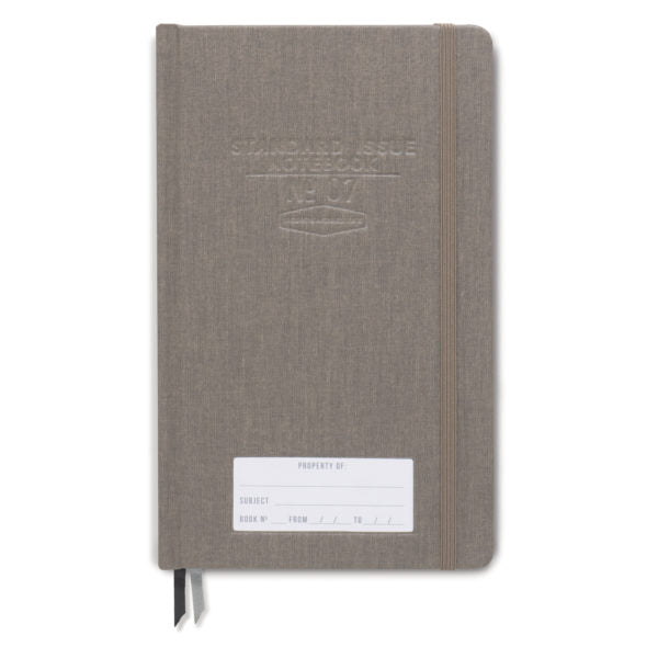 Standard Issue-No 7 Notebook