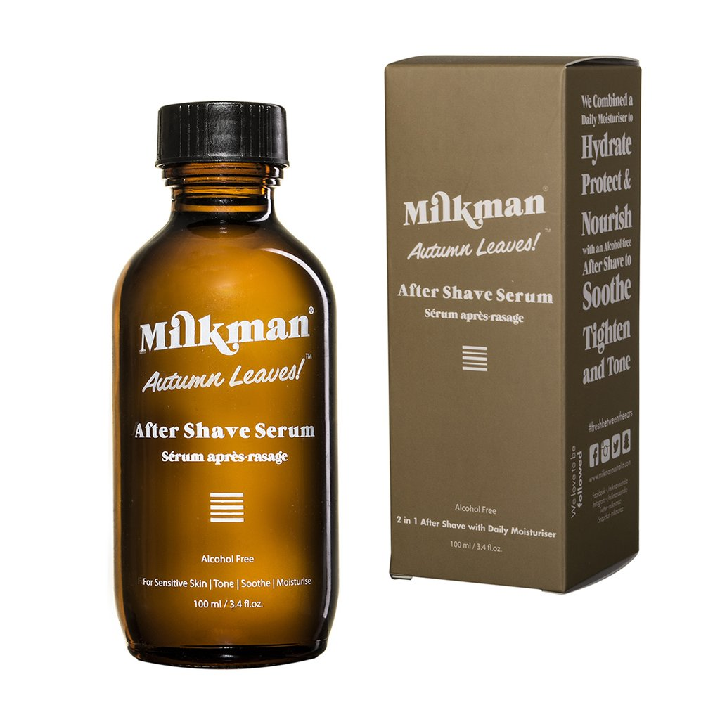 Milkman After Shave Serum (Autumn Leaves) 100ml