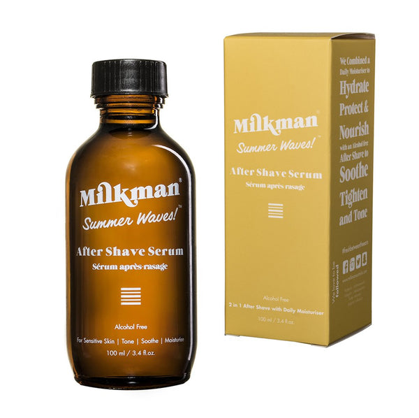 Milkman After Shave Serum (Summer Waves) 100ml