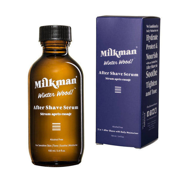 Milkman After Shave Serum (Winter Wood) 100ml
