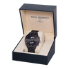 Paul Hewitt Chrono Line Watch Black with Black Mesh Strap