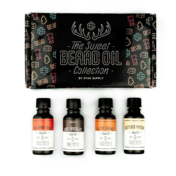 Stag Supply - The Sweet Beard Oil Collection