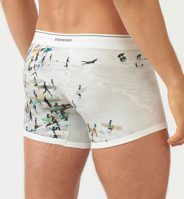 Stonemen Boxer Brief/ Surfers
