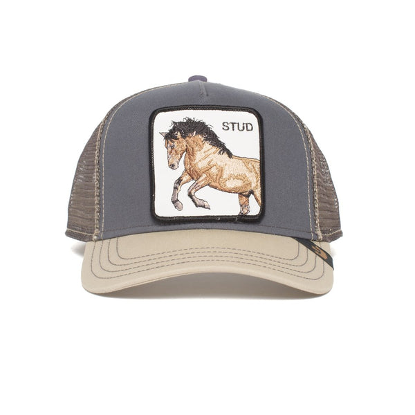 Goorin Bros - You Stud - Grey Trucker Cap