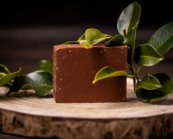 The Boss - Exfoliating Natural Soap Bar