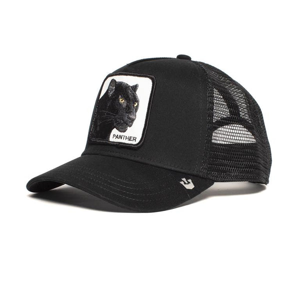 Goorin Bros Animal Farm Trucker Hat Black Panther