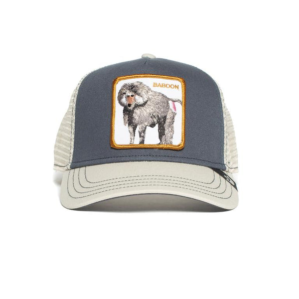 Goorin Bros - Butthead - Blue Trucker Cap