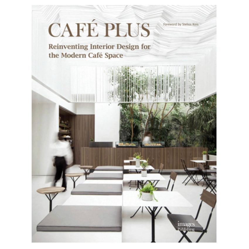 Cafe Plus- Multi-purpose Cafe Interior Design