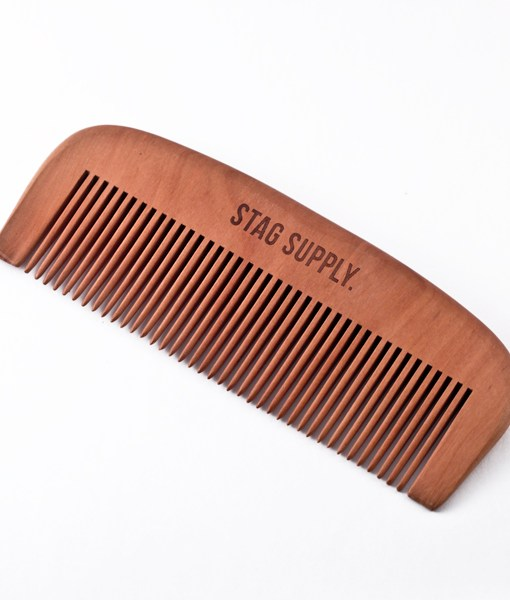 Stag Supply- Wooden Comb