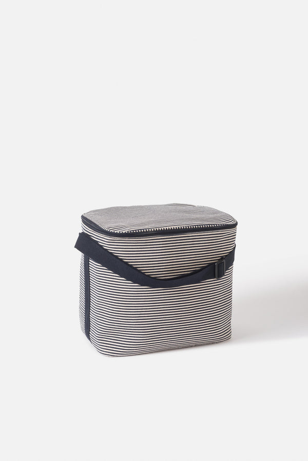 Stripe Cooler Bag- Large