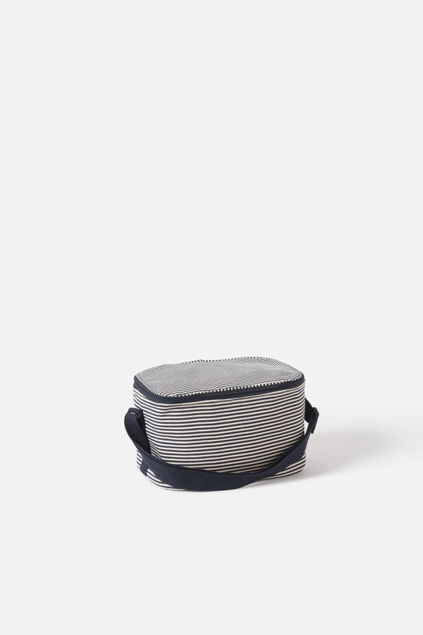 Stripe Cooler Bag-Small