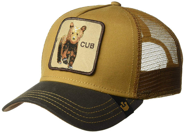 Goorin Bros Cub - Brown Trucker