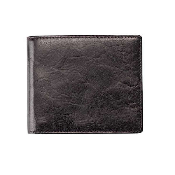 Dark Brown Florence Leather Wallet