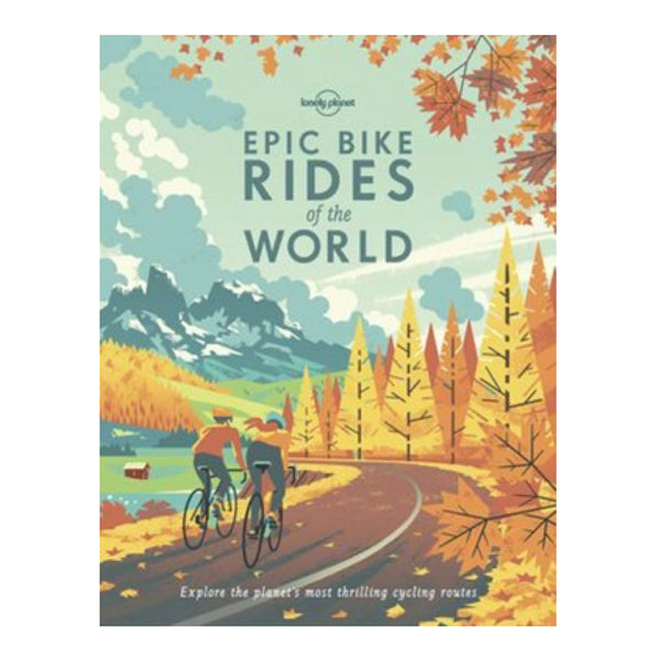 Epic Bike Rides Of The World P/B