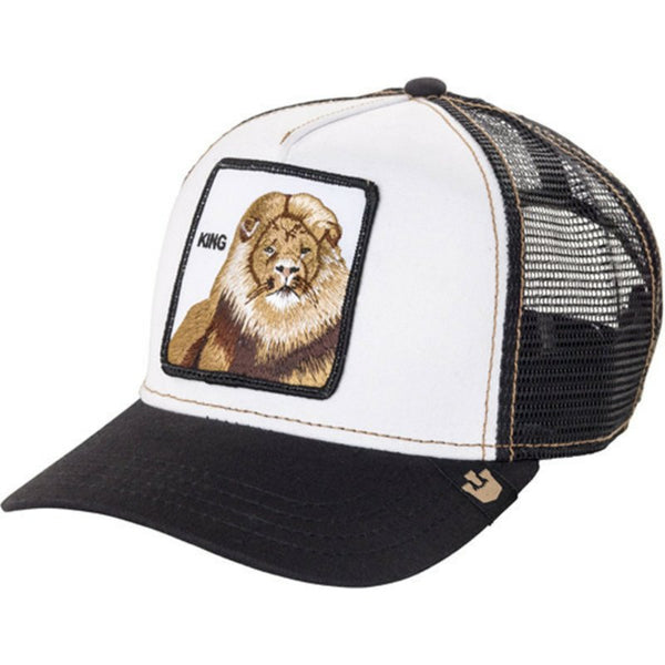 Goorin Bros Animal Farm Trucker Hat Black Lion King