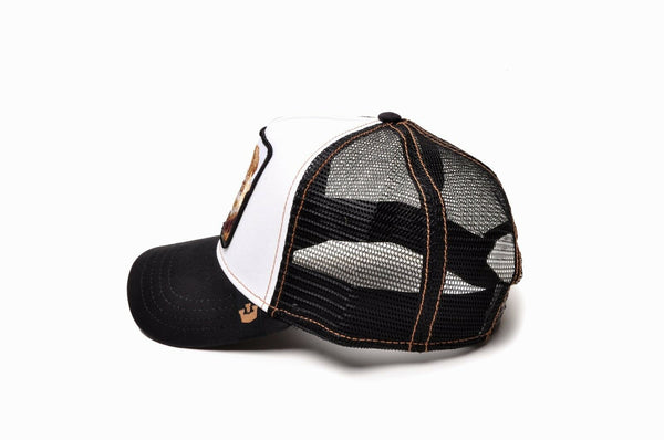 Goorin Bros King - Black Trucker