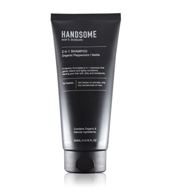 Handsome - Shampoo 2-in-1