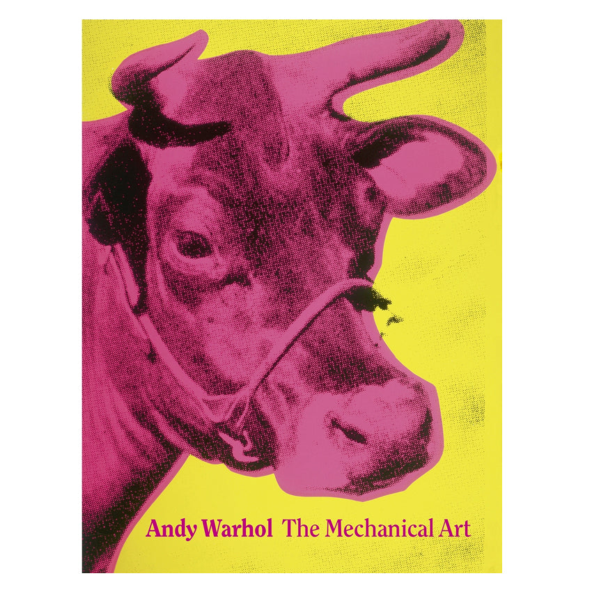 Mechanical Art: Andy Warhol