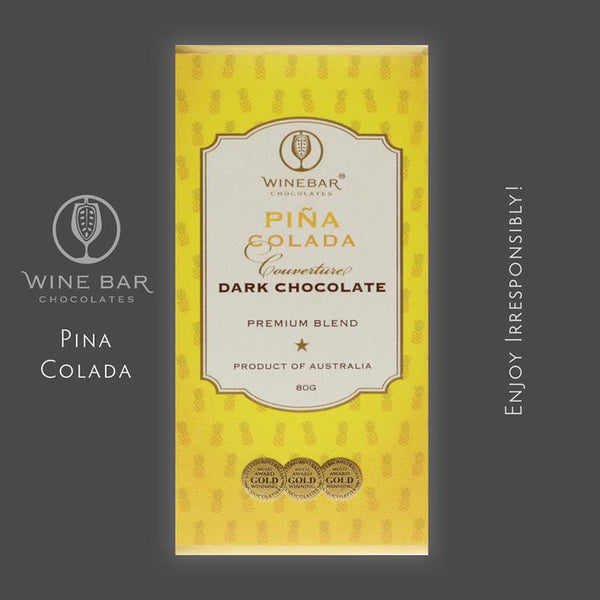 Pina Colada Chocolate
