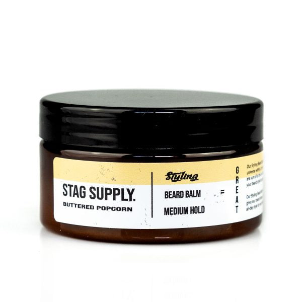 Stag Supply- Buttered Popcorn Beard Balm