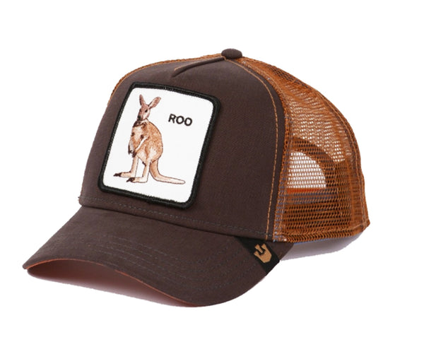 Goorin Bros Roo-Brown