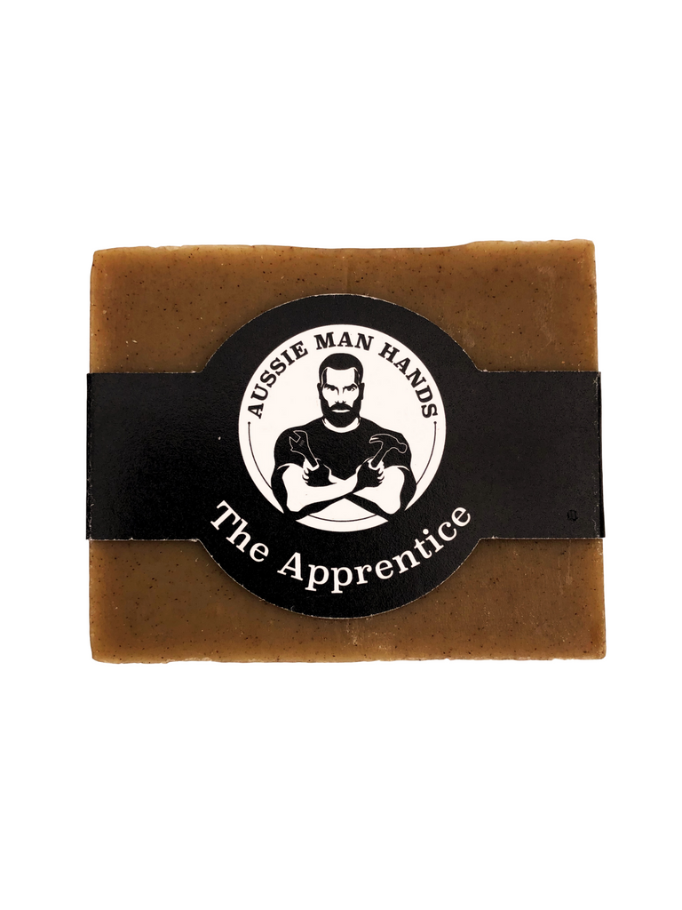 The Apprentice - Exfoliating Natural Soap Bar