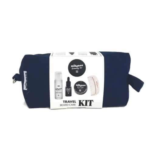 Milkman Travel Beard Care Kit
