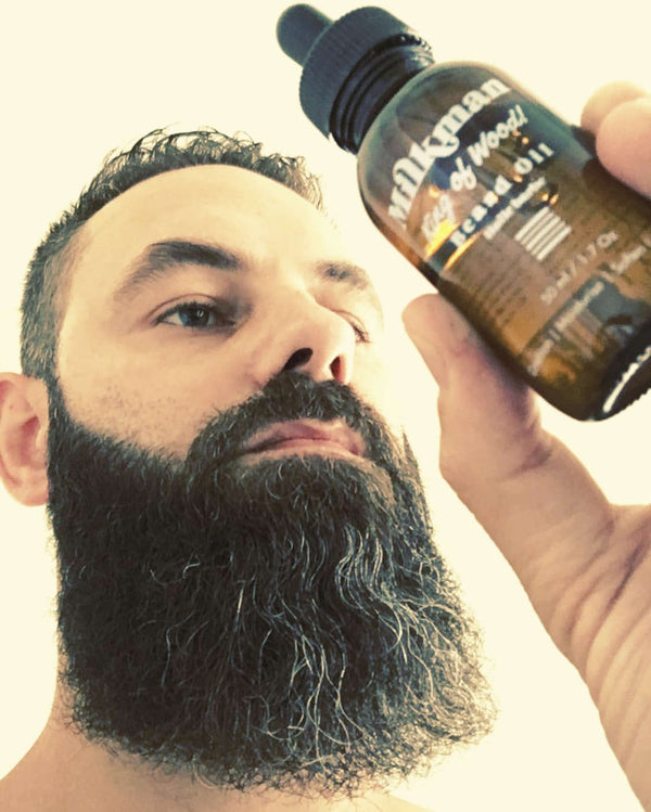 King of Wood Beard Oil 50ml