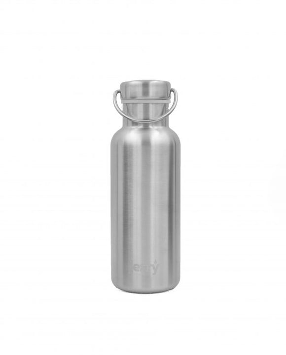 Stainless Steel Double-Walled Drinking Bottle 550ml - Jerry Bottle