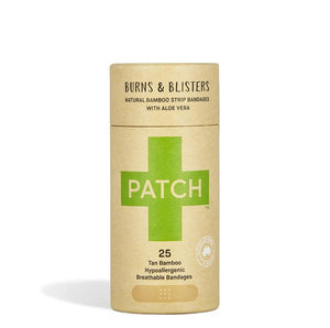 Aloe Vera Bamboo Plasters - Patch