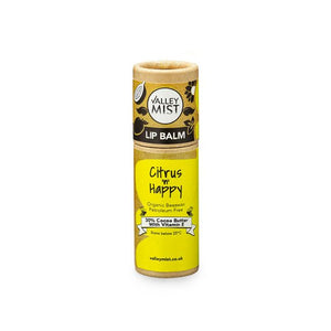 Citrus 'n' Happy Lip Balm - Valley Mist